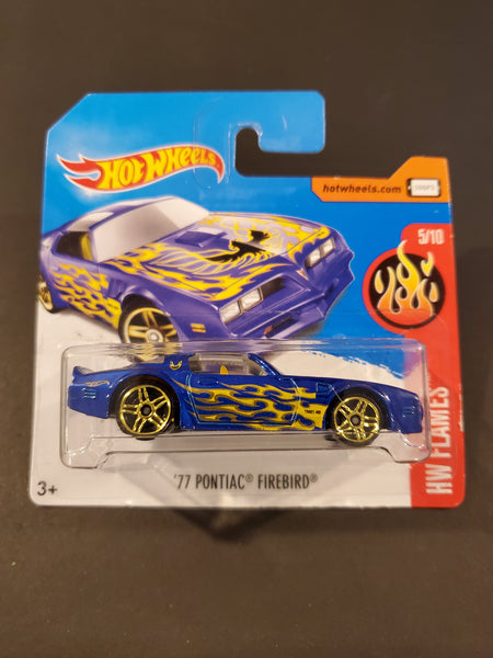 Hot Wheels - '77 Pontiac Firebird  - 2017