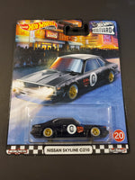Hot Wheels - Nissan Skyline C210 - 2020 Hot Wheels Boulevard Series