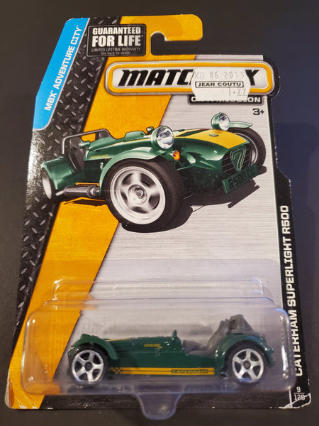 Matchbox -  Caterham Superlight R500 - 2013