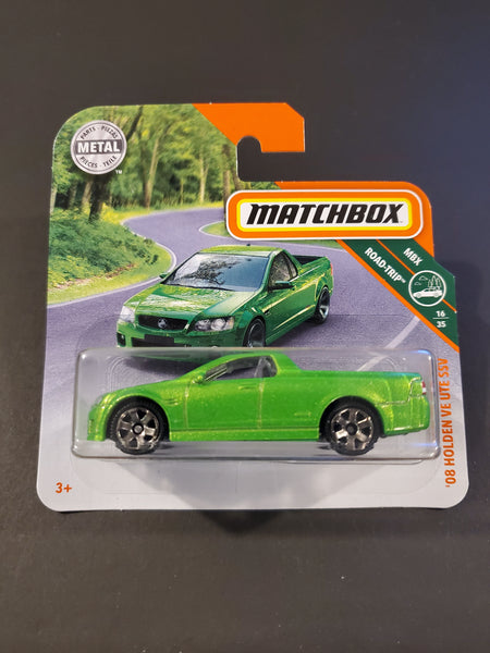 Matchbox - '08 Holden VE UTE SSV - 2019