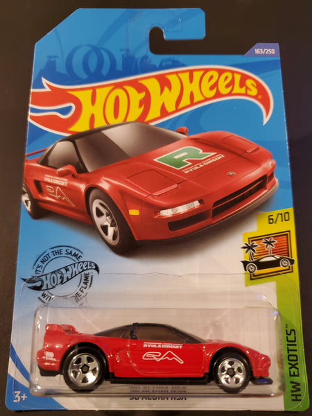 Hot Wheels - '90 Acura NSX - 2020