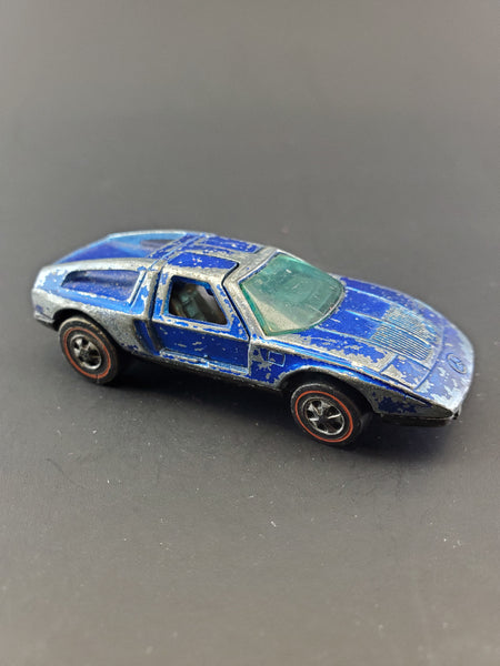 Hot Wheels - Mercedes-Benz C-111 - 1972 *Red Line*