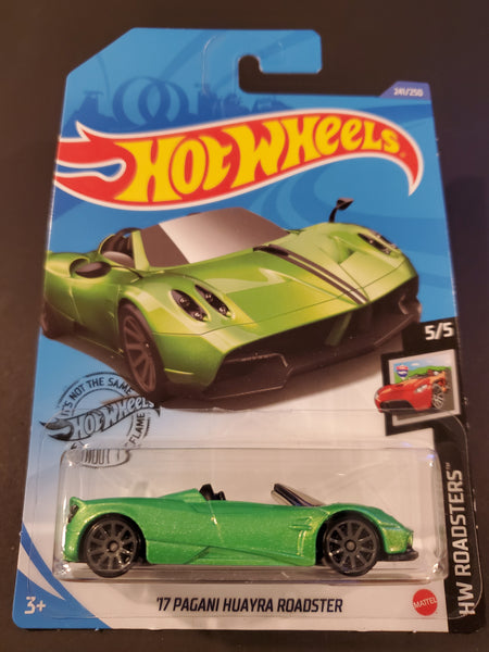 Hot Wheels - '17 Pagani Huayra Roadster - 2020