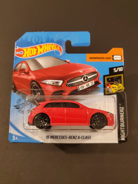 Hot Wheels - '19 Mercedes-Benz A-Class - 2020
