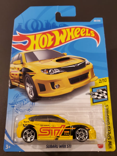 Hot Wheels - Subaru WRX STi - 2021