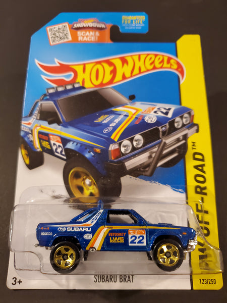 Hot Wheels - Subaru Brat - 2015