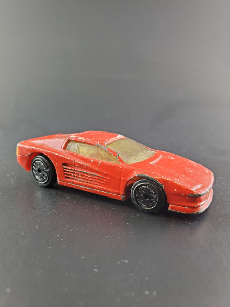 Hot Wheels - Ferrari Testarossa - 1989