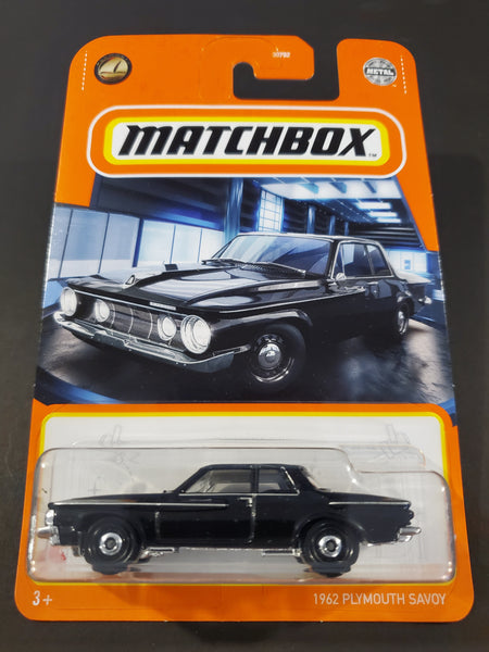 Matchbox -  1962 Plymouth Savoy  - 2020