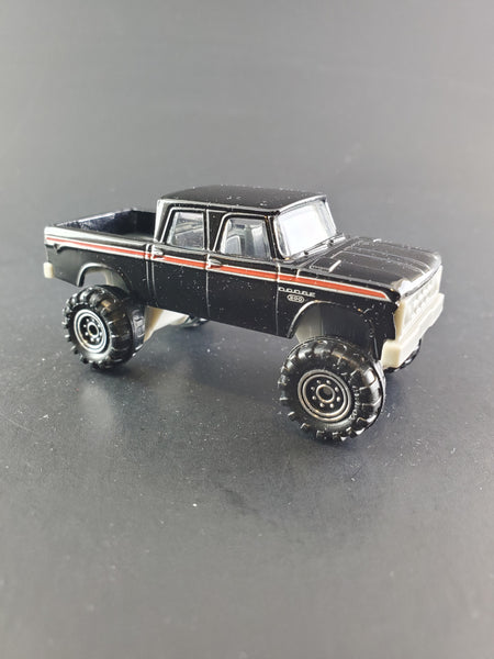 Matchbox - 1968 Dodge D200 - 2020
