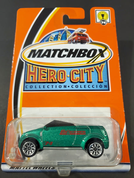 Matchbox - Opel Frogster - 2003