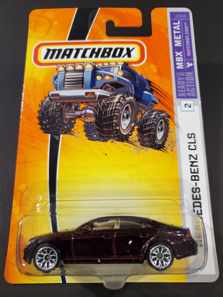 Matchbox - Mercedes-Benz CLS500 - 2006