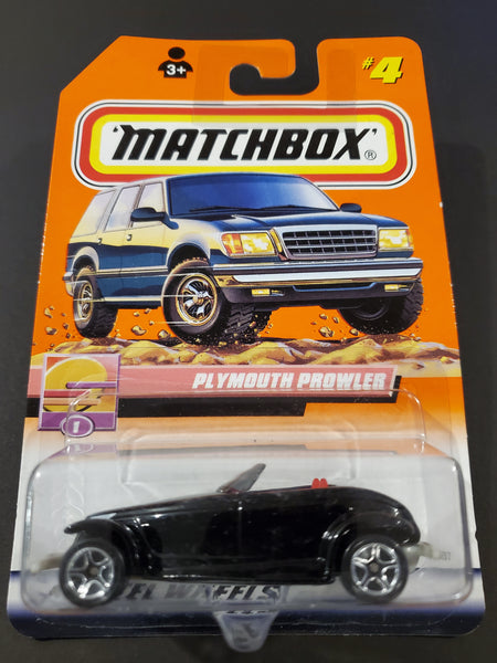 Matchbox -  Plymouth Prowler - 2000
