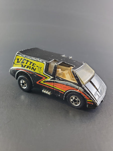 Hot Wheels - 'Vette Van - 1980