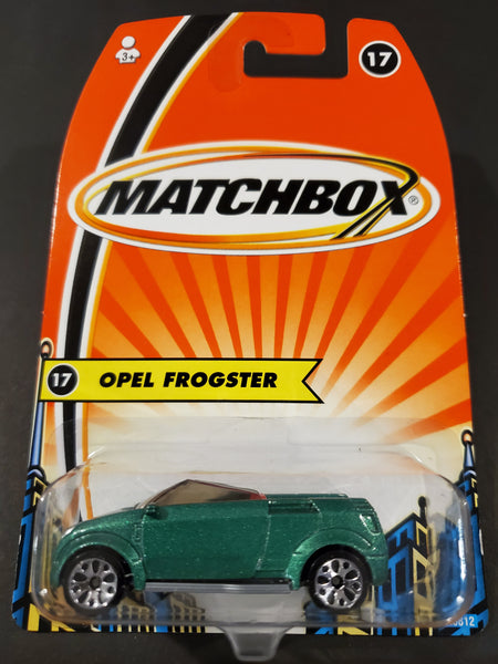 Matchbox - Opel Frogster - 2005