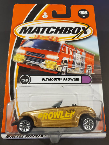 Matchbox -  Plymouth Prowler - 2001