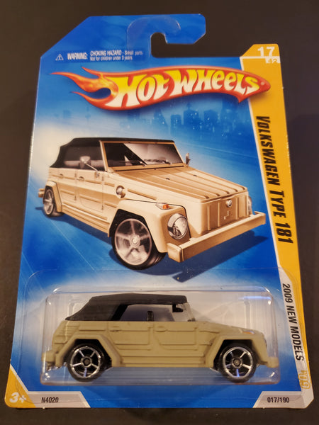 Hot Wheels - Volkswagen Type 181 - 2009