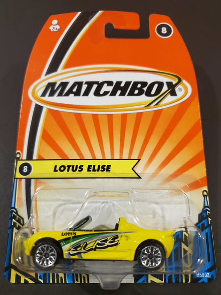 Matchbox - Lotus Elise - 2005