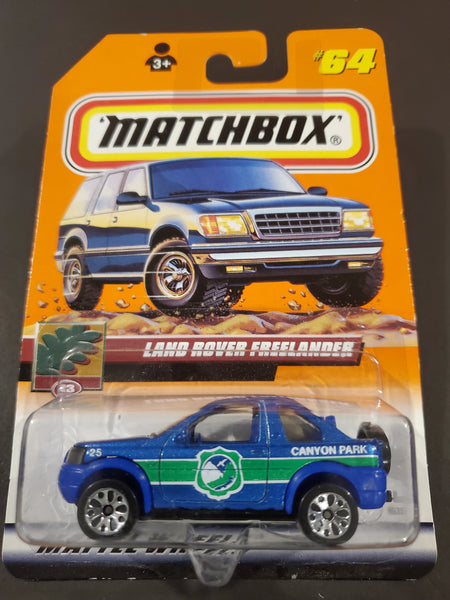 Matchbox - Land Rover Freelander - 2000