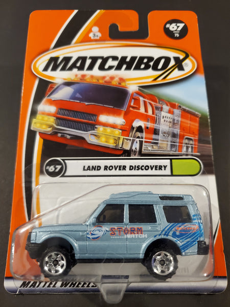 Matchbox - Land Rover Discovery - 2001