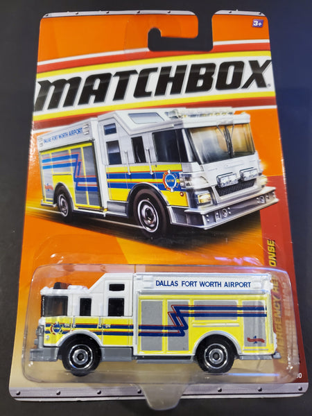 Matchbox - Hazard Squad - 2011
