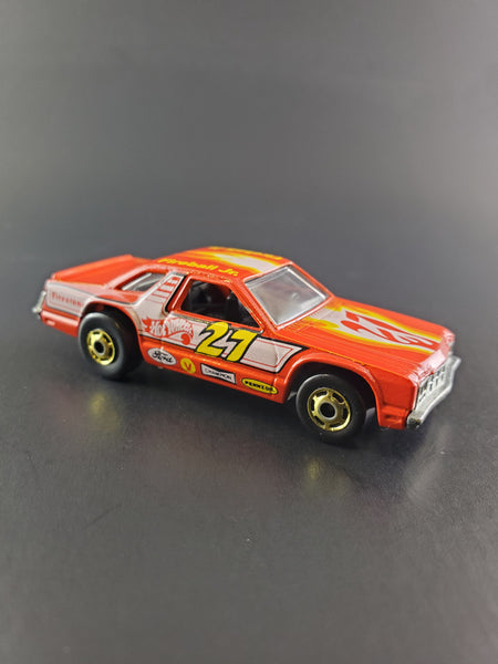 Hot Wheels - Frontrunnin' Fairmont - 1982