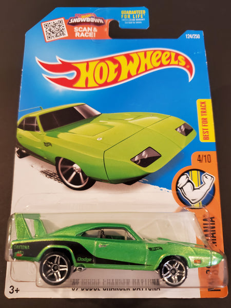 Hot Wheels - '69 Dodge Charger Daytona - 2016