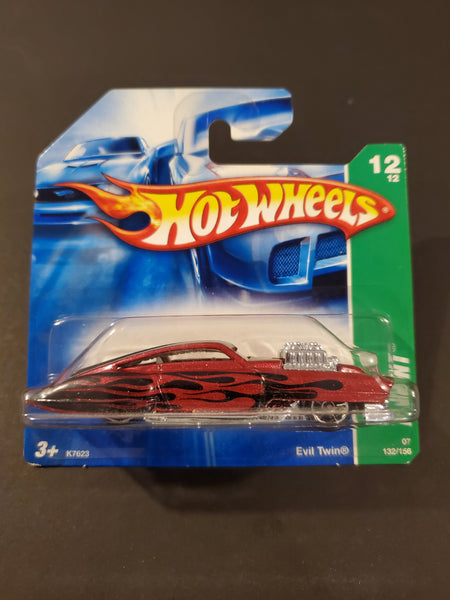 Hot Wheels - Evil Twin - 2006 *Treasure Hunt*