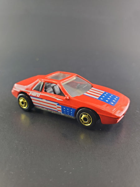Hot Wheels - Pontiac Fiero 2M4 - 1987 Speed Fleet Series