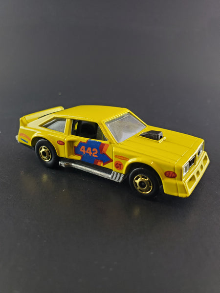 Hot Wheels - Flat Out 442 - 1982