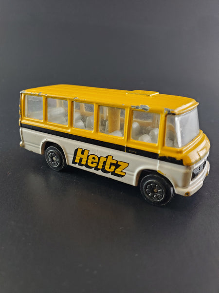Hot Wheels Corgi - Mercedes-Benz Bus  - 1994 *2-Pack Exclusive*
