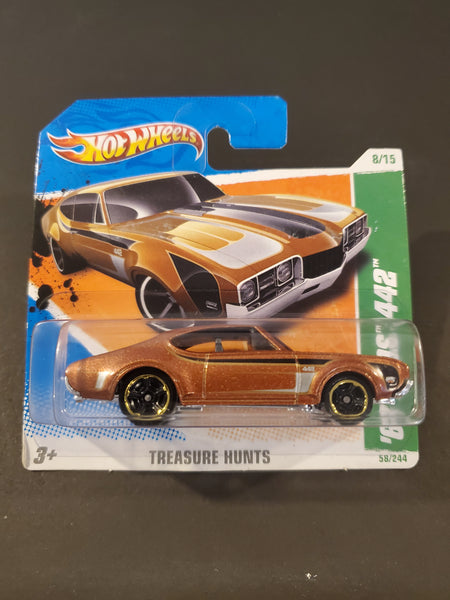 Hot Wheels - '68 Olds 442 - 2011 *Treasure Hunt*