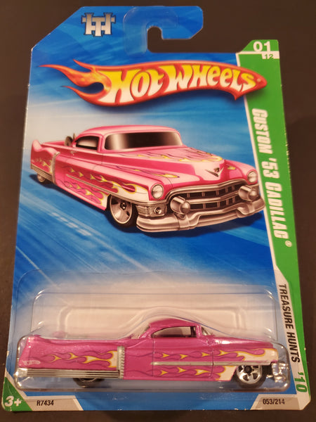 Hot Wheels - Custom '53 Cadillac - 2010 *Treasure Hunt*