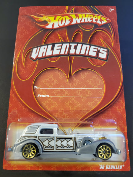 Hot Wheels - '35 Cadillac - 2009 Valentine's Series