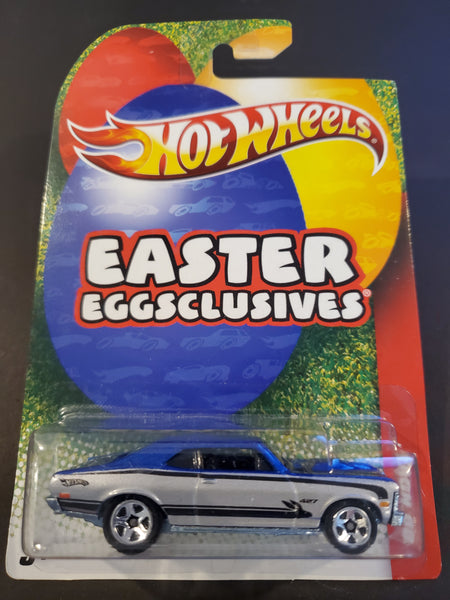 Hot Wheels - '68 Nova - 2011 Easter Eggsclusives Series
