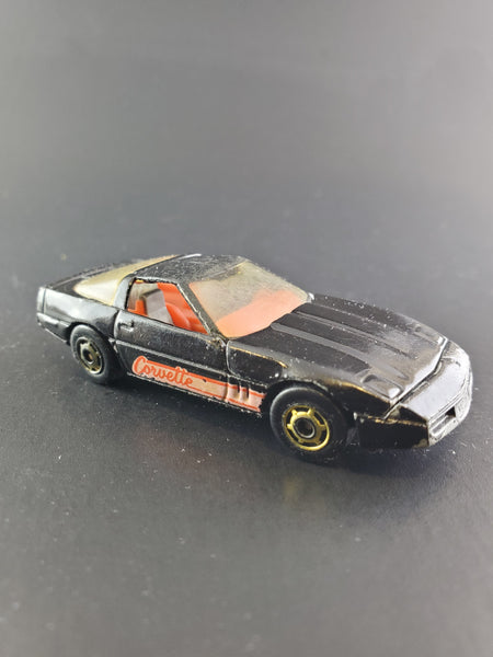 Hot Wheels - '80 Corvette - 1987 Hot Ones Series