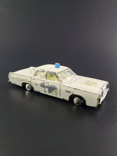 Matchbox - Mercury Park Lane Police Car  - 1969