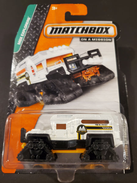 Matchbox - Frost Fighter - 2014