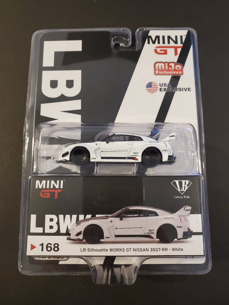 Mini GT - LB-Silhouette Works GT Nissan 35-GT-RR - 2020 *USA Exclusive*