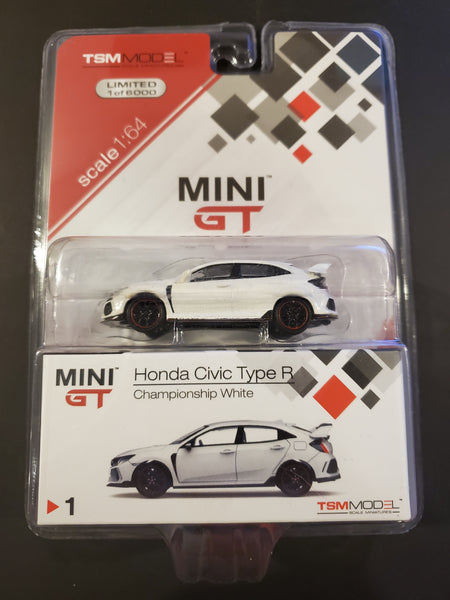 Mini GT - Honda Civic Type R - 2017