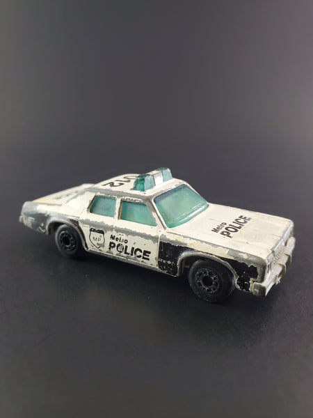 Matchbox - Plymouth Gran Fury - 1983