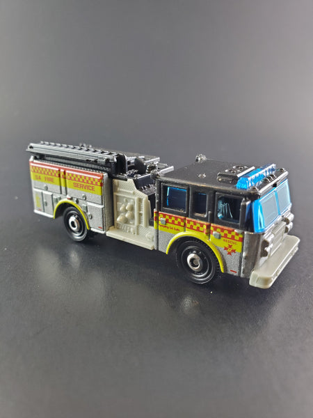 "Matchbox - Pierce Dash Fire Engine - 2020 ""5-Pack Exclusive"""