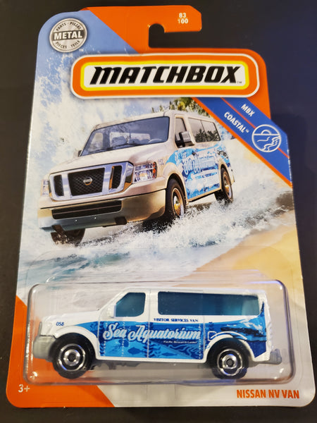 Matchbox - 2014 Nissan NV Van - 2020
