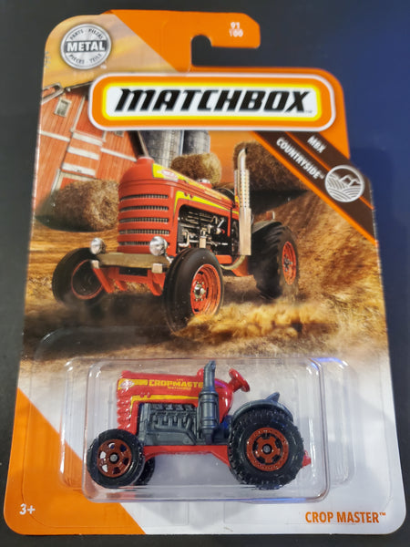 Matchbox - Crop Master - 2020