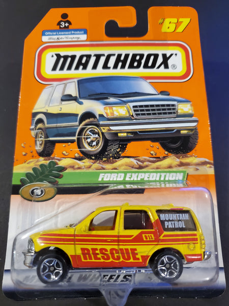 Matchbox - Ford Expedition - 1999