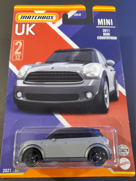 Matchbox - 2011 Mini Countryman - 2021 *Best of UK Series*