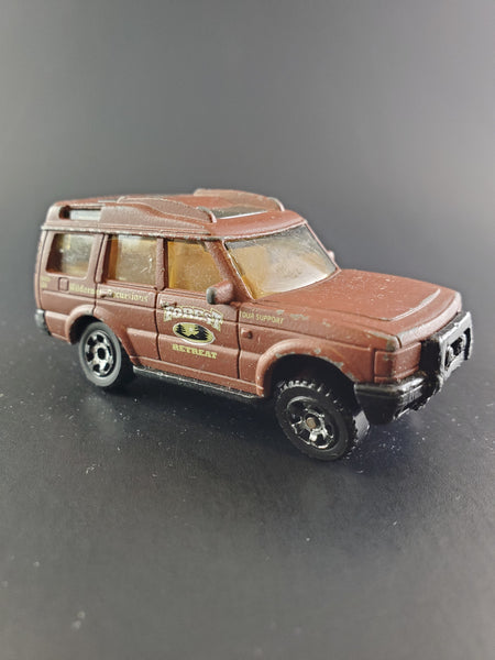 Matchbox - Land Rover Discovery - 2009