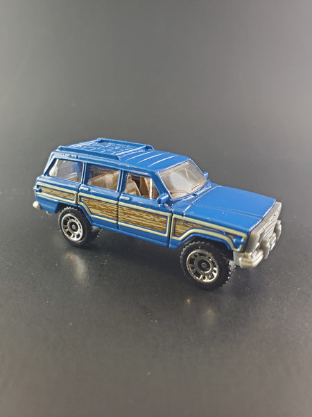 Matchbox - Jeep Wagoneer - 2020 *5 Pack Exclusive*