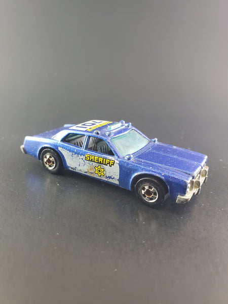 Hot Wheels - Highway Patrol - 1985