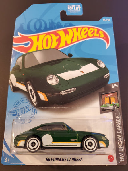 Hot Wheels - '96 Porsche Carrera - 2021