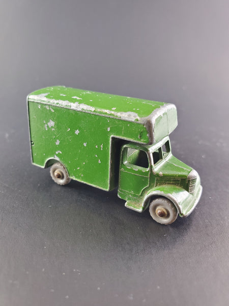 Matchbox - Bedford Removals Van - 1957